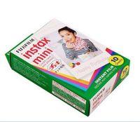 Wholesale 10 Instax White Film For Mini S s Polaroid Instant Camera