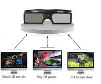 3d active shutter glasses - Bluetooth D Shutter Active Glasses for Samsung Panasonic for Sony DTVs Universal TV D Glasses