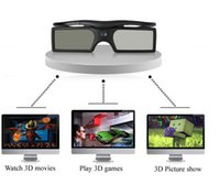 Wholesale Bluetooth D Shutter Active Glasses for Samsung Panasonic for Sony DTVs Universal TV D Glasses