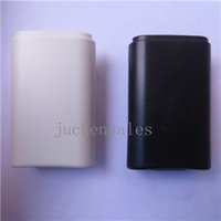 Wholesale For Xbox Wireless Controller Battery Back Cover Holder Pack Part Shell Battery Pack Cover Shell Case Kit