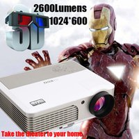 Wholesale EUG Lumen P Support Android System WiFi Smart LED D Home theater TV Projector Full HD Video Beamer