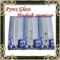 Cheap Pyrex Glass Hookah atomizer Best Pyrex Glass atomizer