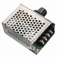 Wholesale 4000W V AC SCR Voltage Regulator Dimmer Electric Motor Speed Controller Price
