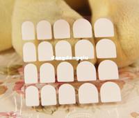 nail glue - Nail Tools Clear False Nail Tips Double Side Adhesive Glue Sticky Tape nails UNL149407