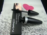 A big lashes mascara - M Mascara False Fiber Lash HOT Makeup Look Mascara Black Waterproof Big eyes