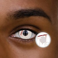 halloween contact lenses - Freeshipping by DHL arrive in days Halloween fancy cosplay contact lenses