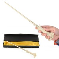 Wholesale Deluxe HOT Harry Potter COS Lord Voldemort Wizard Magical Magic Wand IN Box dandys