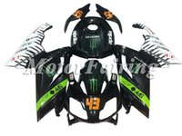 Wholesale RS125 Fairing For Aprilia RS125 ABS Body Kits RS Fairing White Black Green