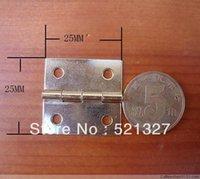 Wholesale 1 inch hinge MM packing boxes metal flat hinge an inch is common hinge bigeye