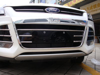Wholesale Chrome Front Grille Around cover trim trims For Ford Kuga Escape