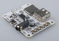 Wholesale Bluetooth Audio Receiver with USB TF card decoding board Preamp output
