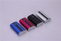 Wholesale 100 Original iSmoka Eleaf iStick W Mod E Cigarette Battery watt Full Kits available hot item