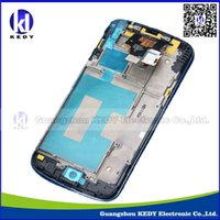 nexus 4 - LCD Display Touch Screen Digtizer For LG Google Nexus E960 with frame