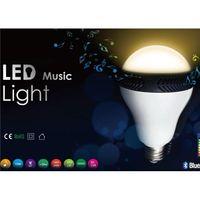 Wholesale 2015 best Bluetooth Speaker with W LED Lighting music led light