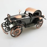 bathroom scales model - Supercar Deals Metal Antique Classic Car scale alloy pull back model car Retro Diecast cars toy Art collection