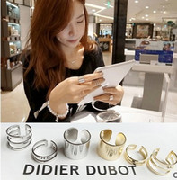 asian fashion tips - 3Pcs Set Fashion rings Top Of Finger Over The Midi Tip Finger Above The Knuckle Open Ring mix size