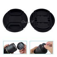 Wholesale Lens Cap mm accessories Cover For Nikon Camera Nikon D3100 D5200 D5100 D5000 D3200 D3000 D60 D40X D40 D50 ULF16 S30