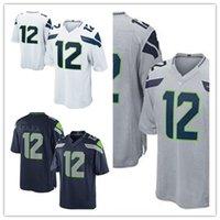 Cheap American Football jerseys Best Elite & Game Seahawk 12 jerseys