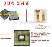 intel xeon server cpu - XEON X5450 CPU GHz MB MHz LGA pieces adaptor free For Intel XEON X5450 Quad Core Server Processor