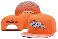 Wholesale Newest Broncos Snapbacks Hot Sale Football Snapback High Quality Sports Caps for Women Men Party Hip Hop Snap Backs Hats All Team