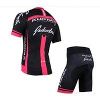 Wholesale 2016 New Radenska Kuota Women Summer Cycling Jersey And bib Shorts Short Sleeve Bike Shirt Sports Skinsuit Bicycle Ciclislmo Clothing Sets