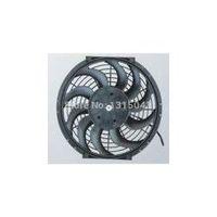 radiator fan motor - Car radiator condenser automotive fan motor motor cooling fan motor