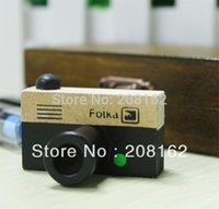 Wholesale Camera Pattern Seal Stamps Camera Props Wood Children s Toys Stationery Tools mix order usd
