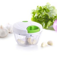 best salads - Best Promotion Kitchen Spiral Slicer Food Chopper Dicer Meat Fruit Cutter Mixer Salad Crusher Excellent Quality