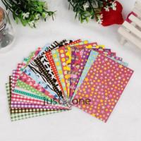 Wholesale DIY Floral Scrapbook Masking Tape Polaroids Craft Sticker Pack Decor Label