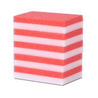 Wholesale 5pieces hot sale kitchen Nano dishwashing sponges