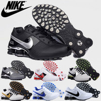 Wholesale Nike Shox OZ shoes men women running shoes new Athletic Trainers Footwear Tennis shoes run sports sneakers size M1