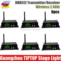 auto repeater - G Wireless DMX Controller Transmitter Receiver in1 LCD Display Repeater Lighting Controller