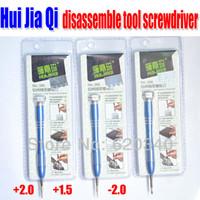 Wholesale Hui Jia Qi NO genuine aluminum handle precision screwdriver disassemble tool screwdriver iphone4 s order lt no track