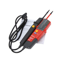 Wholesale UNI T UT18B Auto Range Voltage Meter and Continuity Test Tester with RCD Test LED Indication and No Battery Detection