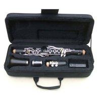 Wholesale New Advanced Eb key clarinet ebonite perfecte technique