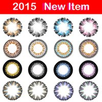 Wholesale Color contact lenses crazy lens circle lenses fresh colors range of prescriptions ready stock