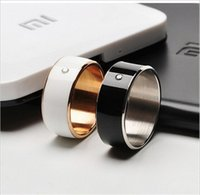 Wholesale Smart Ring NFC Phones Ring Android Bb Wp Smart Electronics Smart Devices Magic Talking Rings for Android WP Mobile Phone
