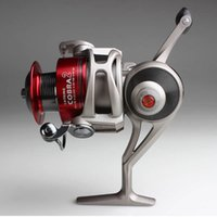 Cheap Hot Sale High Quality Speed Ratio 5.1:1 Metal Spinning Fishing Reel Carp Fishing Wheel Spinning Reel Hand Wheel YG17