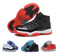 Wholesale Cheap Retro XI Basketball Shoes Athletics Boots Mens Sports Shoes Discount Sports Shoes Leather Men Basketball Shoes