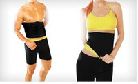 sauna - New Arrival Saunafit Thermal Neoprene Slimming Workout Belt Cinchers Body Shaper