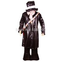 hatter - Mad Hatter costume adult Alice in Wonderland costume party cosplay Mens halloween costumes for men