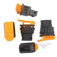 Wholesale Motorcycle Horn Switch Moped Scooter Roketa Sunl Taotao GY6 Yellow