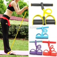 Wholesale 2015 Hot Fitness Equipment Body Building Exercise Training Multifunction Resistance Bands Strength Equipment Muscle Arm Trainer