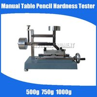 accord manual - Manual Table Adjustable Pencil Hardness Tester Meter Durometer Price changeable according to different countries