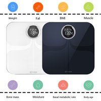 Wholesale YUNMAI HAOQING color precision Smart household electronic scales kitchen scales body fat scales and moisture testing