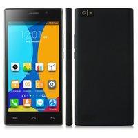 5 pulgadas de doble núcleo original MTK6572 Jiake V9 teléfono inteligente Android 4.4 Kitkat 512 MB de RAM de 4 GB ROM 3G WCDMA GPS CACT teléfono móvil abierto