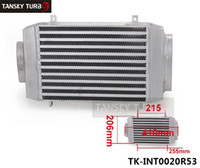 Wholesale TANSKY High Quality For Bmw Mini Cooper S R53 Aluminum Bolt On Top Mount Supercharge Intercooler TK INT0020R53
