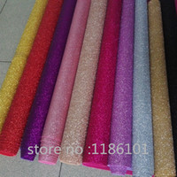 Wholesale AY05 black white silver gold purple pink shiny shine flash glitter wallpaper wall paper roll for living room bed room