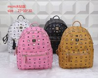 Wholesale Best Christma gift NEW STYLE Backpack Style Michaels bags women MCM fashion summer chain bag Shoulder Bags women Leather bag