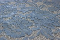 Wholesale Multicolored Lace Fabric Available Wedding Clothes Curtains cn Width